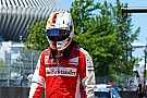 Vettel pénalisé sur la grille de départ