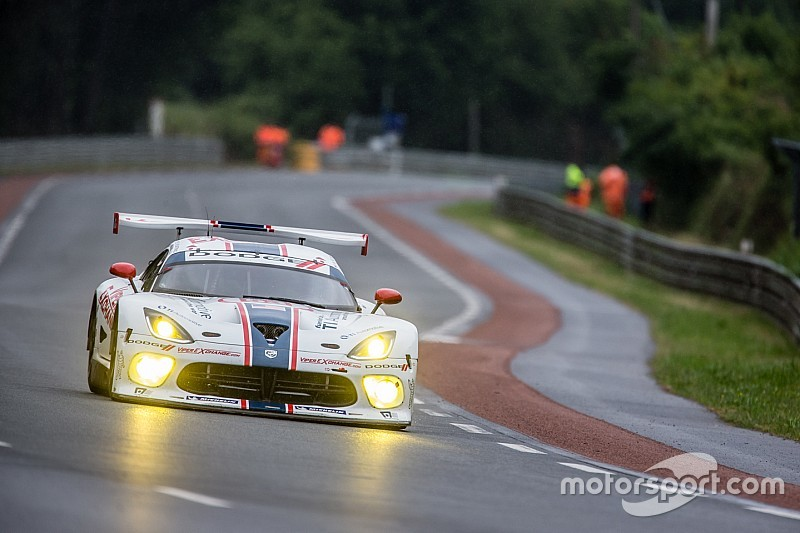 Dodge Viper team ready for 24 Hours of Le Mans