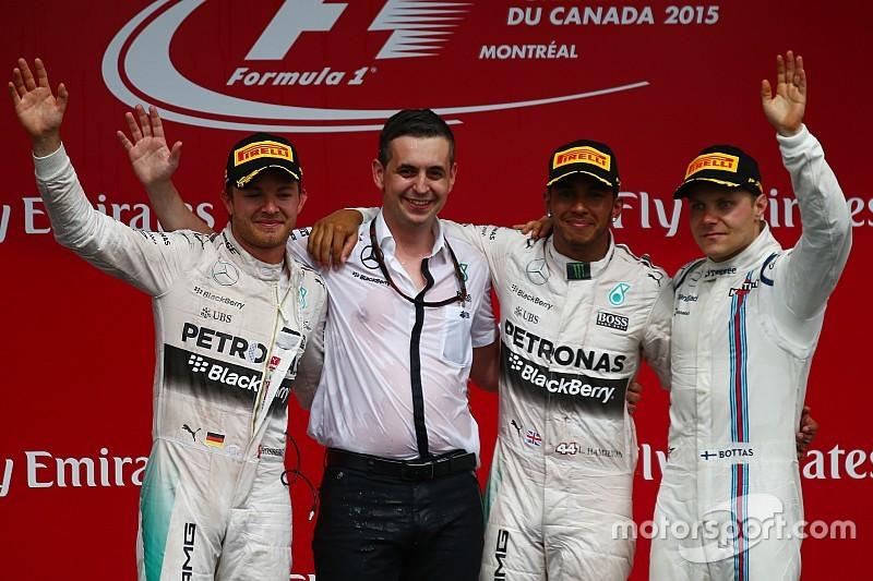 Хэмилтон выиграл Гран При Канады