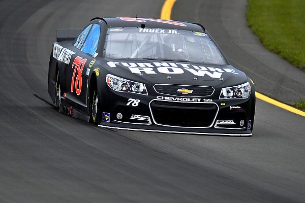 Truex Jr. termina una mala racha en NASCAR