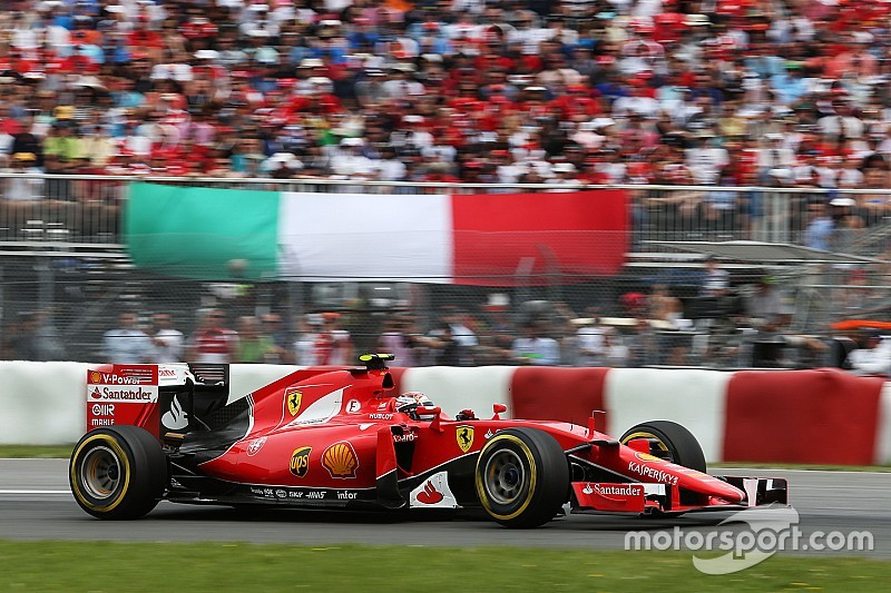Raikkonen dice que el motor causó su incidente