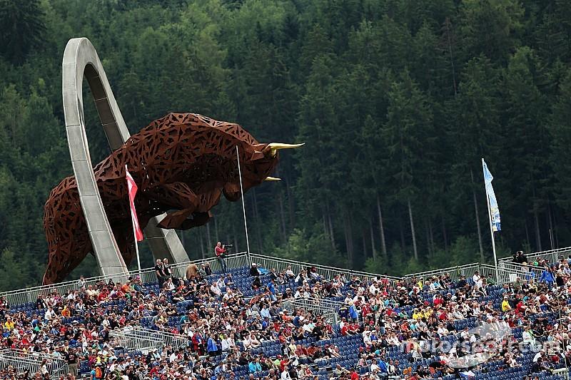 L'Autriche à la peine; Red Bull s'en prend à la F1