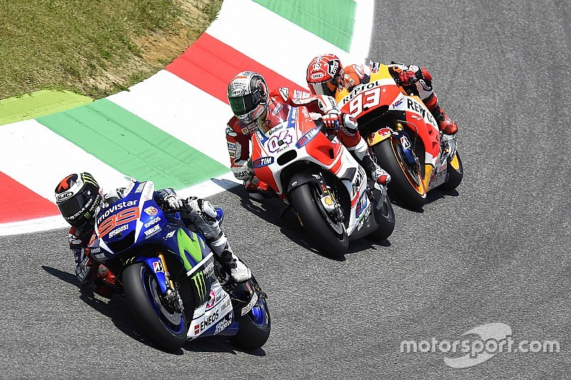 "Márquez - ""Yamaha et Ducati ont avancé, on a reculé"""