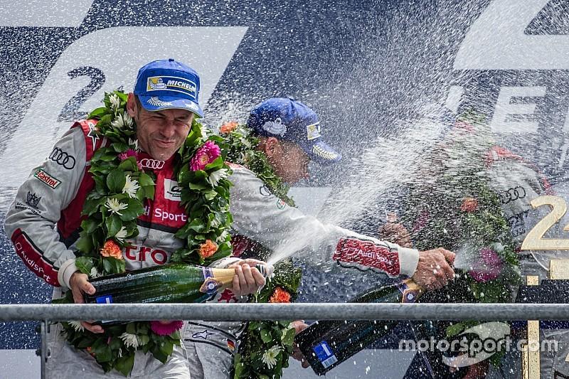 Kristensen - Le Mans, une légende et un privilège