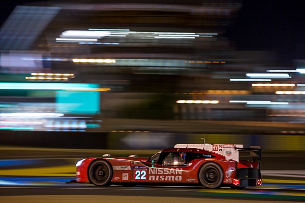 Gené - Terminer la course n'est pas l'objectif de Nissan