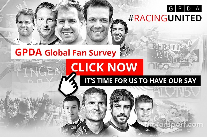 Grand Prix Drivers' Association Sets Global Fan Survey Record