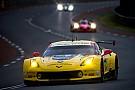 Corvette #63 se retira de Le Mans