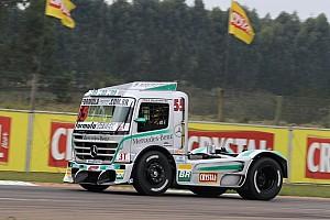Fórmula Truck Relato de classificação Paulo Salustiano vai largar na frente no Velopark
