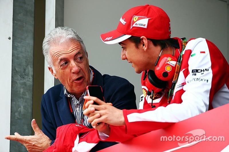 Anuncia Ferrari nueva práctica de Gutiérrez