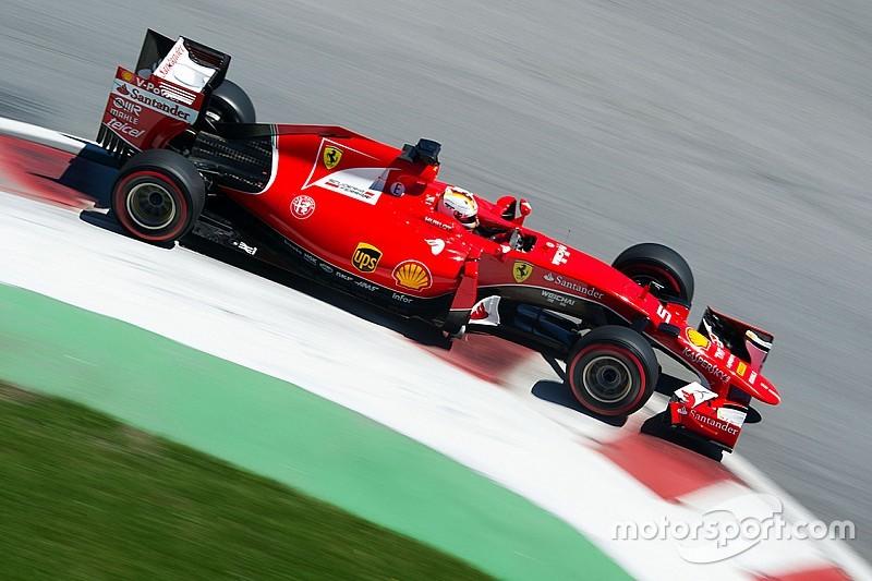 В Ferrari рассчитывают побороться с Mercedes в Австрии