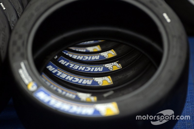 Michelin applies to become official tyre supplier of Formula 1