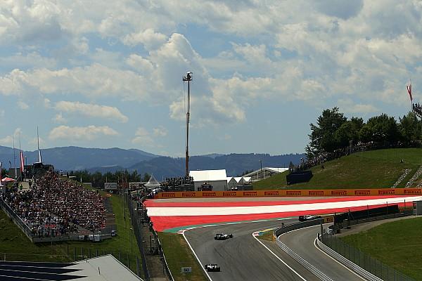 GP d'Autriche - Le programme TV du week-end