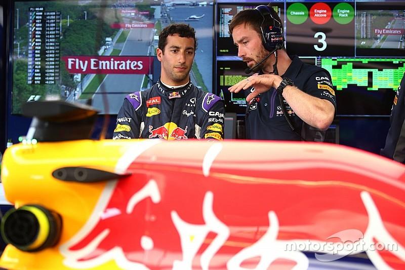 Ricciardo considera possibilidade de sair da Red Bull