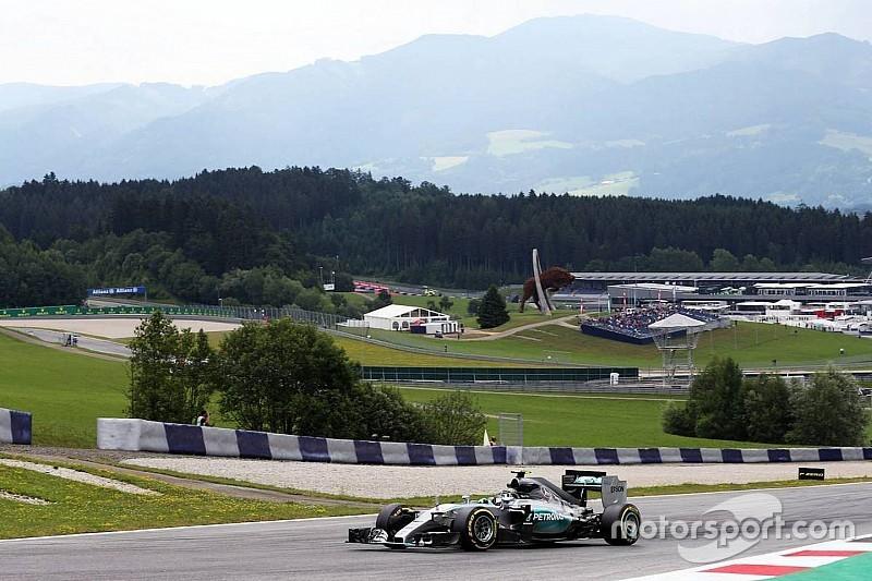 Austrian GP: Rosberg leads FP1 as Vettel, Alonso hit trouble