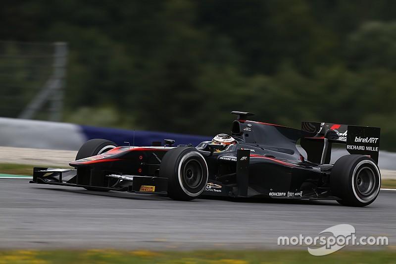 Austria GP2: Vandoorne takes record-breaking pole