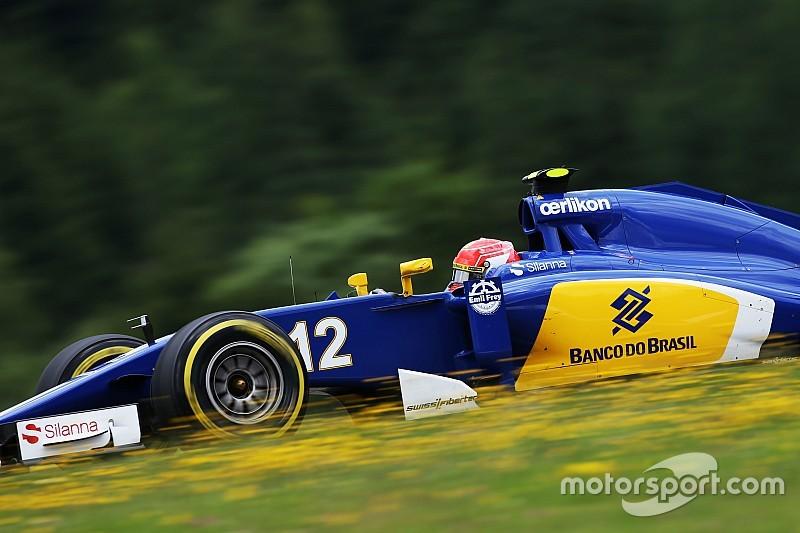 В Sauber решили проблему с тормозами