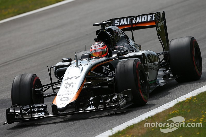 Sahara Force India makes a productive start to its Austrian GP