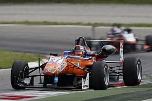F3-Euro Reporte de calificación Jensen consigue la pole para la carrera 2 en Spa