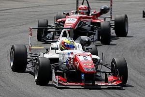 F3-Euro Reporte de calificación Jake Dennis consigue la pole para la tercera
