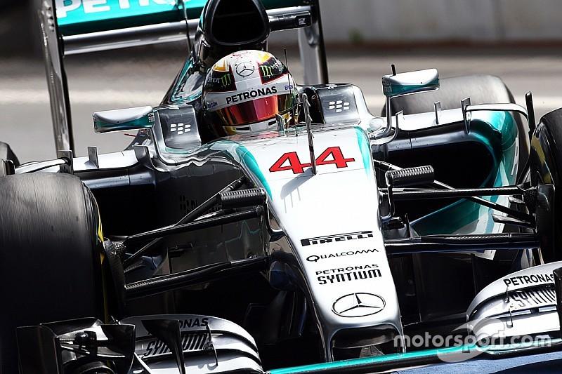 Hamilton confirme son changement de fournisseur de casque
