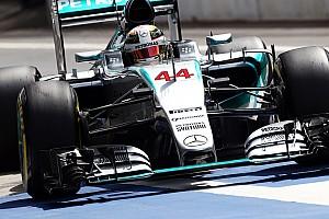 Formule 1 Résumé de qualifications Poleman, Hamilton reflète sur