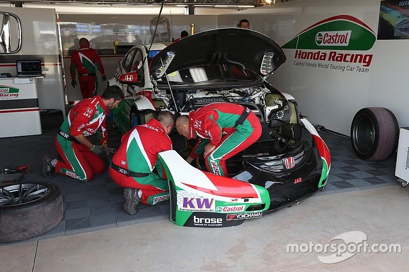 Le mal mystérieux de la Honda de Monteiro