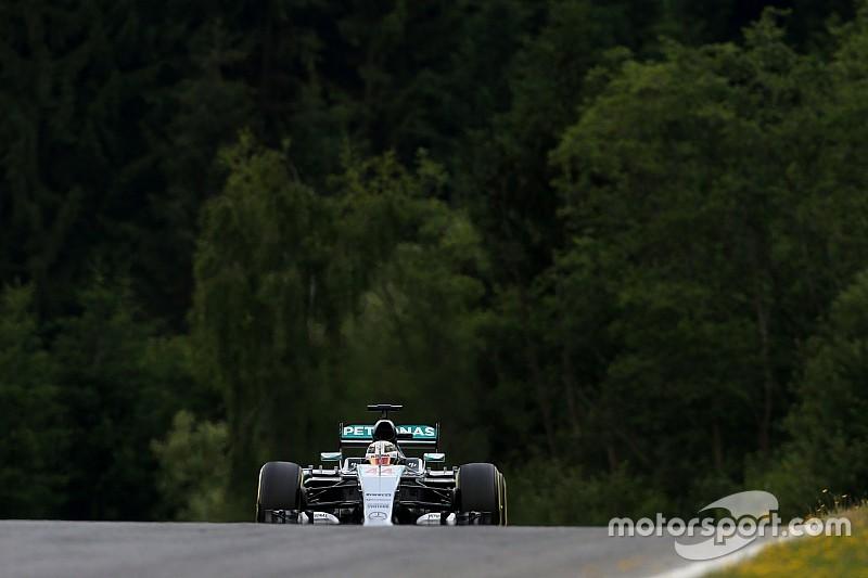Вольф опасается гоночного темпа Ferrari