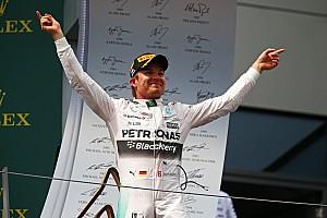 Formule 1 Actualités La pénalité de Hamilton a facilité la tâche à Rosberg