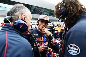 Fórmula 1 Últimas notícias Na Toro Rosso, os sentimentos se dividem após a prova