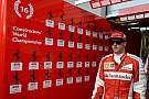 Ferrari afirma que o GP da Áustria não vai afetar as chances de Raikkonen