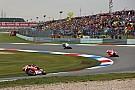 Le programme du Grand Prix des Pays-Bas