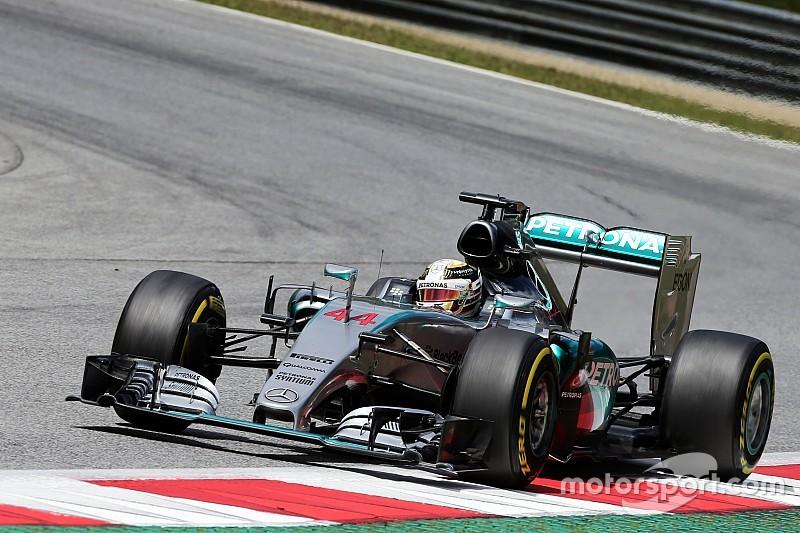 В Mercedes хотели провести еще один пит-стоп для Хэмилтона