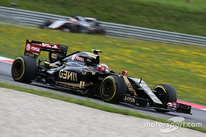 Maldonado señaló que el incidente con Verstappen dio miedo