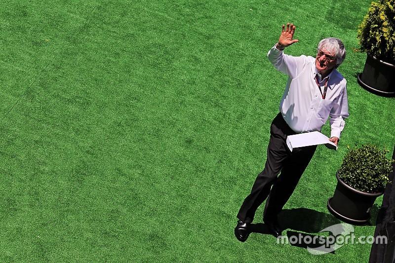 Ecclestone, inamovible en la F1, según Mosley