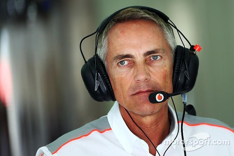"""Whitmarsh - La F1 va """"s'écraser et exploser"""" avant de pouvoir s'améliorer"""