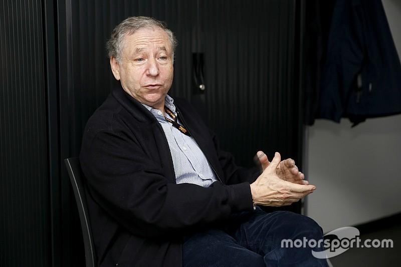 Todt asegura que la F1 no está enferma