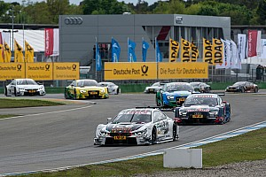 DTM Preview The fight for every millimetre of tarmac – DTM at the Norisring