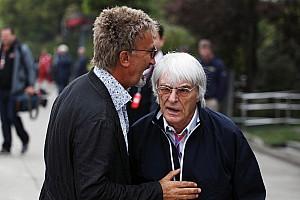 "Formula 1 Breaking news Eddie Jordan: F1 chief Ecclestone ""should go"""