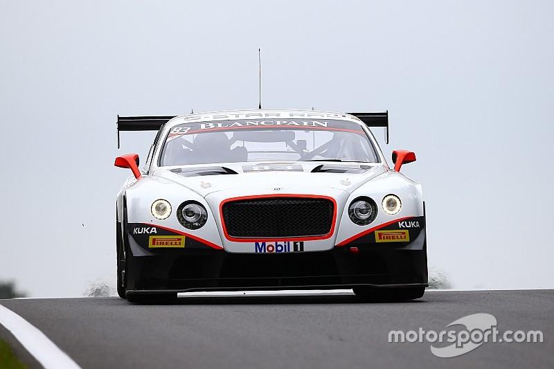 Bentley debut for Max Van Splunteren in Moscow