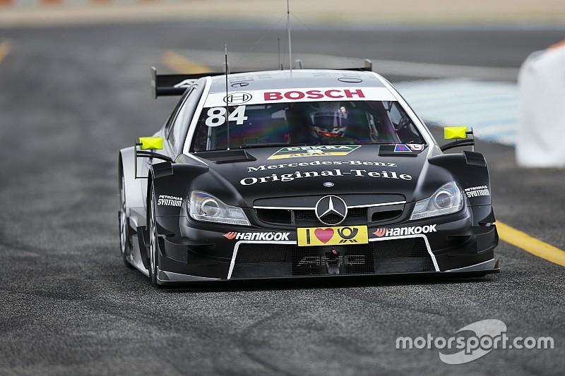 Norisring DTM: Vietoris clinches pole on drying track