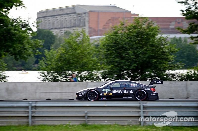 Спенглер завоевал поул второй гонки в Нюрнберге