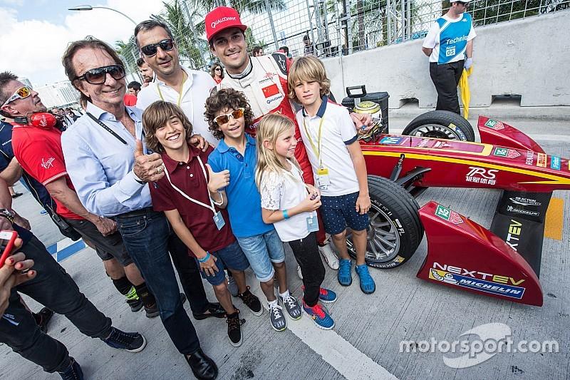 """Fittipaldi cree que la Fórmula E va a """"coexistir"""" con la F1"""