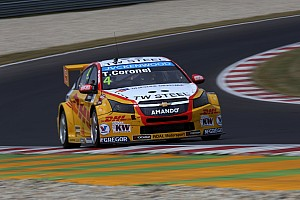 WTCC Race report A good result for Tom Coronel in WTCC races at Circuit Paul Ricard - video