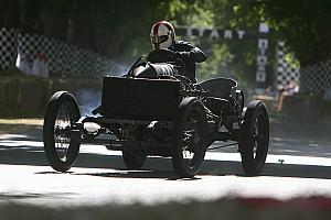 Vintage Actualités Vidéo - La spectaculaire Darracq 1908 à Goodwood