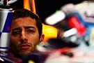Ricciardo no descarta ir a Ferrari