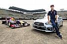 Ricciardo es el primer piloto de F1 que prueba el circuito de México
