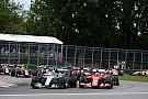 La F1 hará los coches más difíciles de conducir a partir de Bélgica