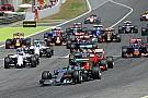 Una carrera sprint y un GP de terceros pilotos, temas en discusión