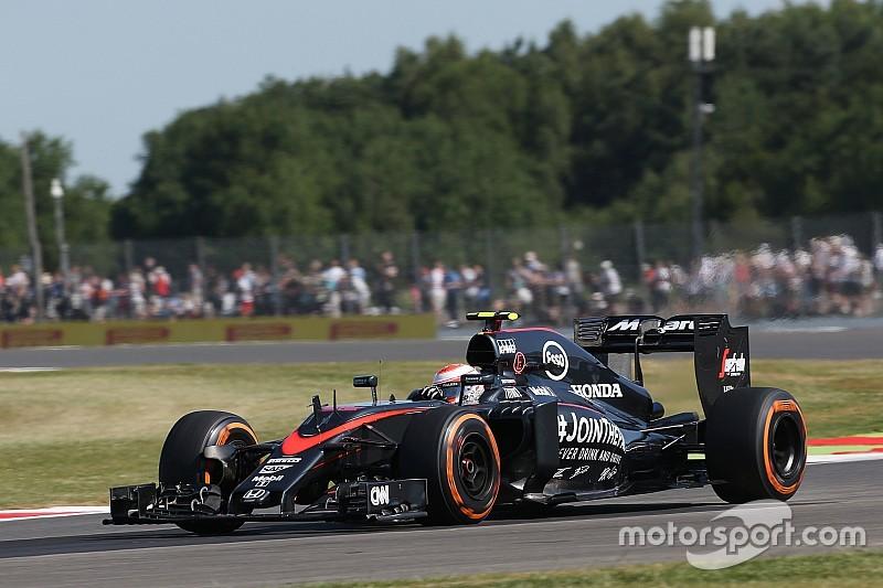 McLaren welcomes extra engine for Honda