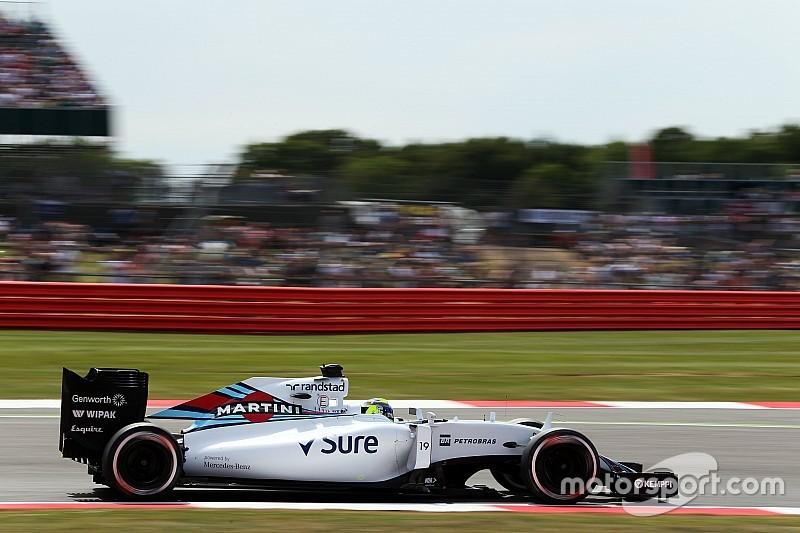 Massa espera melhorar desempenho com menos combustível